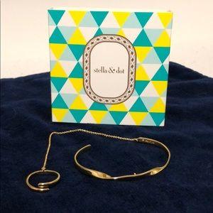 ❣️Host Pick❣️ Stella & Dot - Bridge bracelet